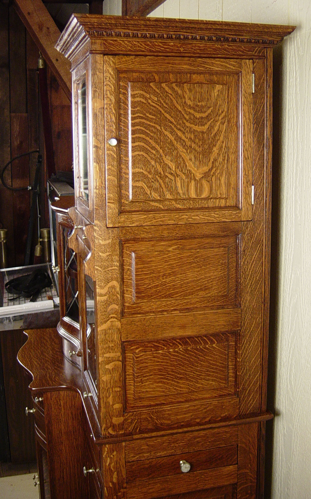 Ransom Amp Randolph Co Oak Dental Cabinet Cabinet 66