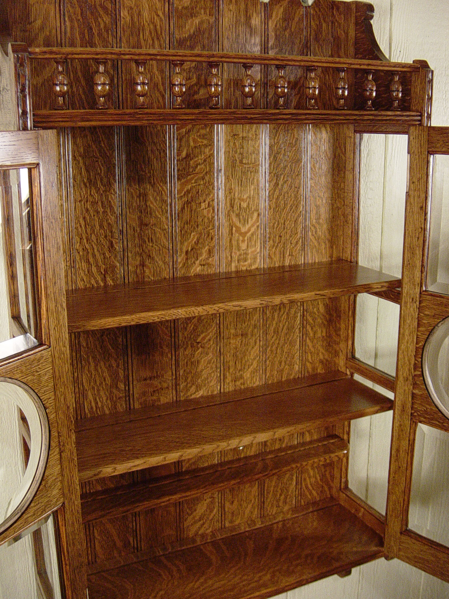 All Glass Cabinet