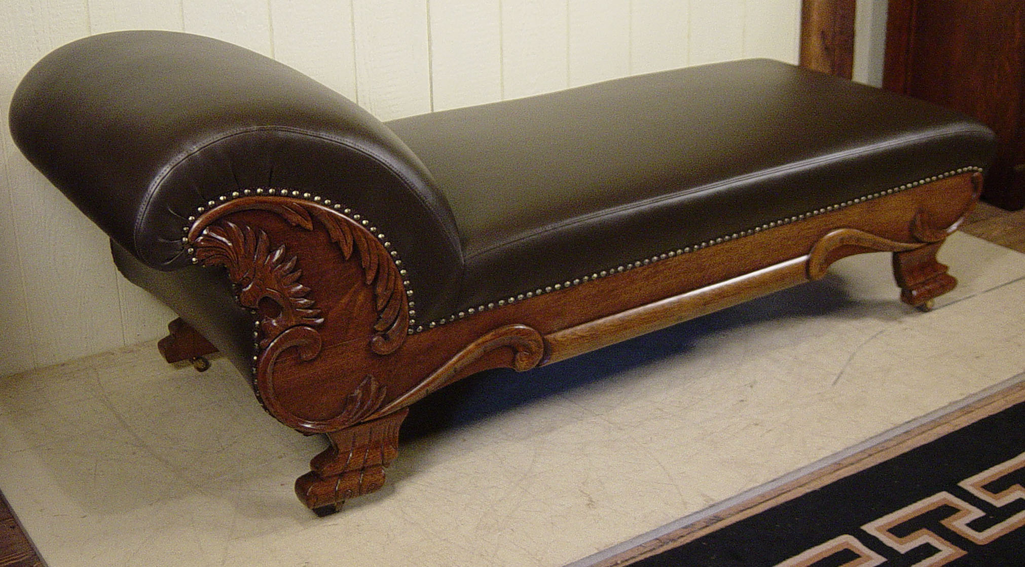 Antique Fainting Couch Td05 Roccommunity