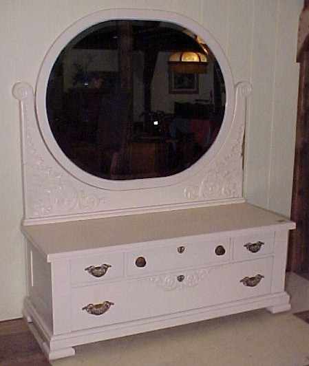 The best oak princess dresser with matching bed for Matching bed and dresser
