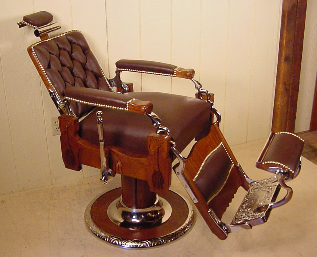 vintage koken barber chair for sale - Vintage Koken Barber Chair For Sale « Heritage Malta