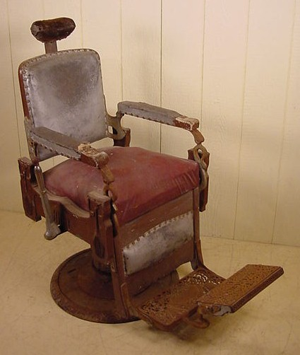 1910 koken barber chair submited images